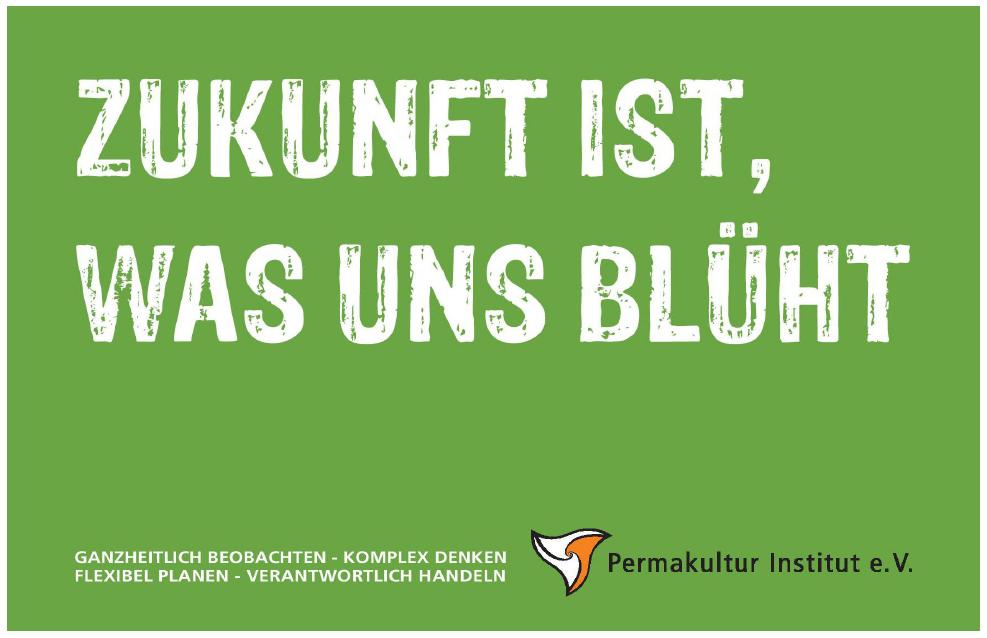 Webinar: Permakultur Werkzeugkoffer für StadtgärtnerInnen