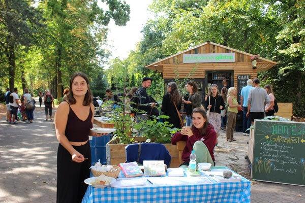 Corona und urbane Gemeinschaftsgärten