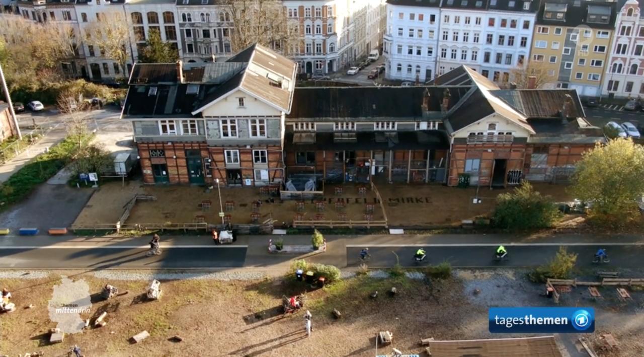Utopiastadt - Reallabor für Stadtentwicklung